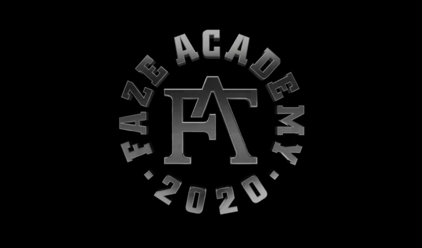 FaZe Clan Launches 'FaZe Academy' Talent Incubator, Through Which All Future Recruits Must Pass