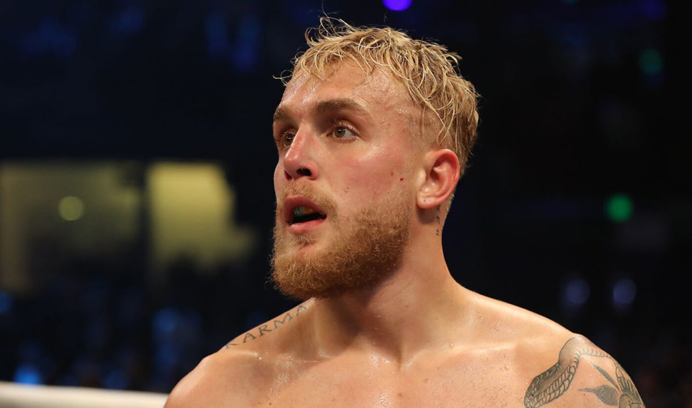 Jake Paul Signs With Triller And Snoop Dogg-Owned 'The Fight Club' For April Boxing Bout