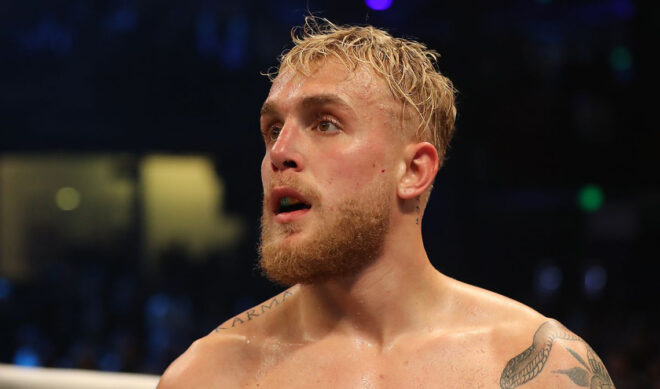 Jake Paul Says He's In Talks To Fight UFC Champ Conor McGregor