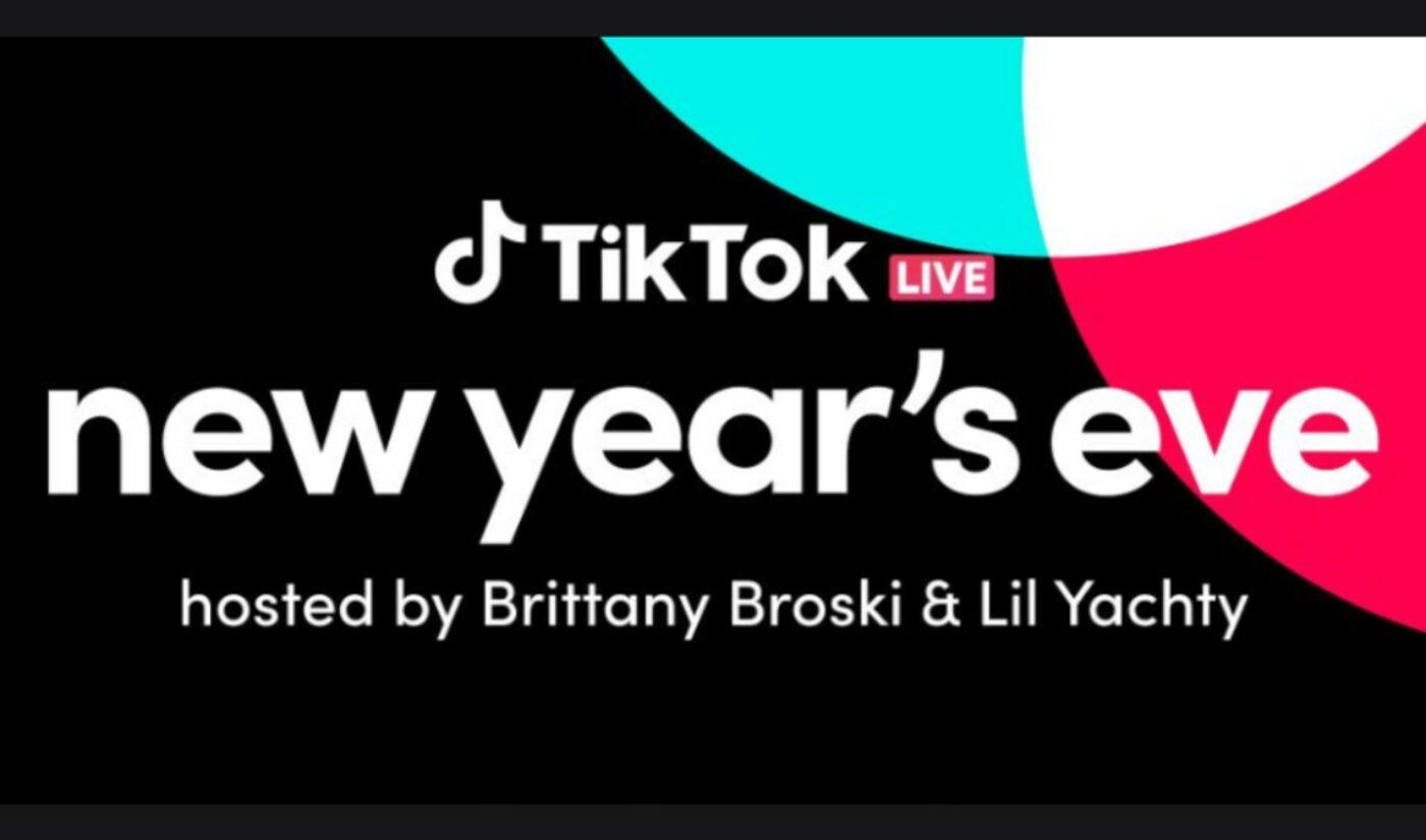 TikTok Taps Brittany Broski, Lil Yachty To Host Live New Year's Eve Festivities