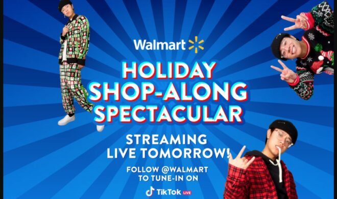In A First, Walmart To Host Live Hourlong Shop-A-Thon Tonight On TikTok