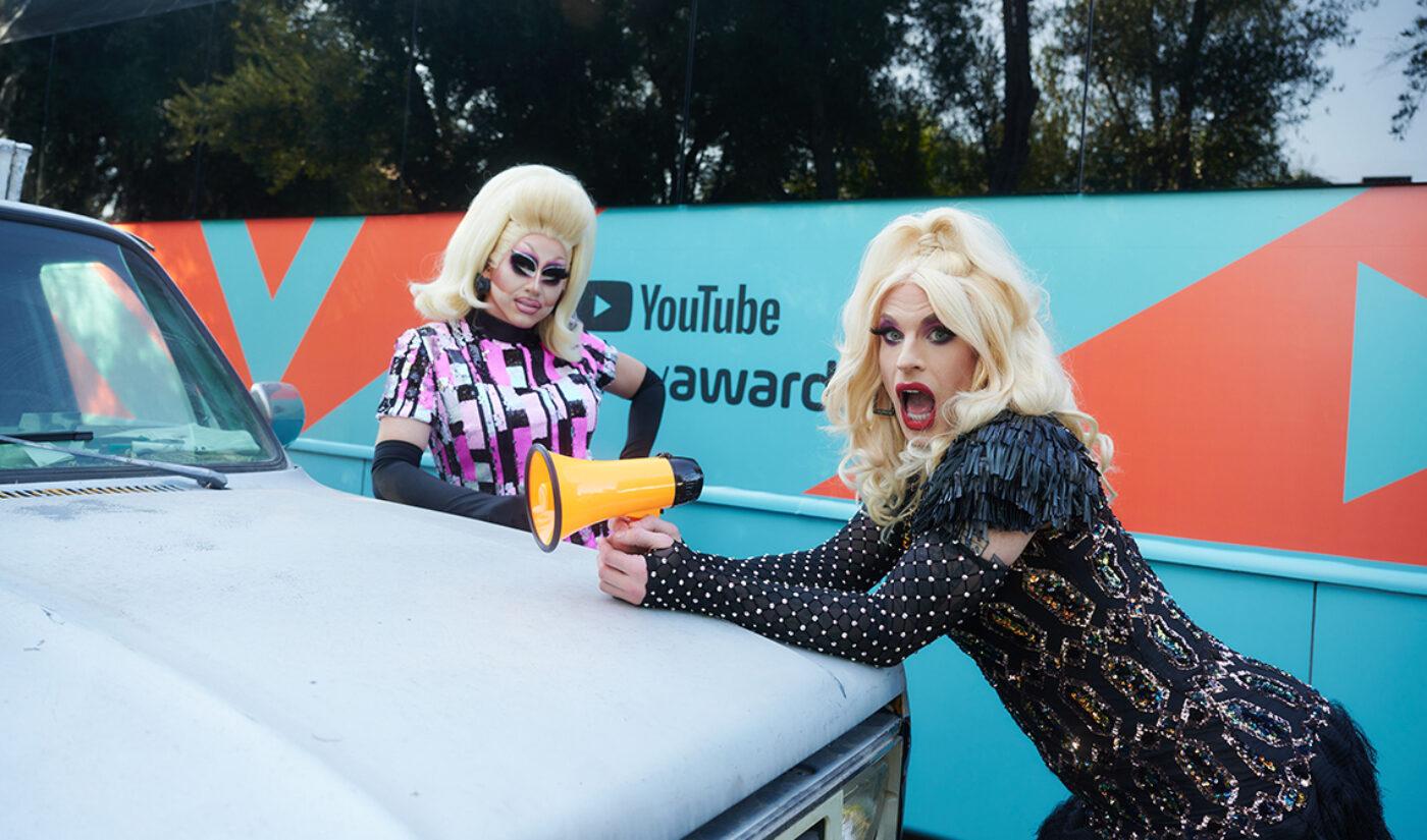 'UNHhhh' Stars Trixie Mattel And Katya To Host 2020 Streamy Awards