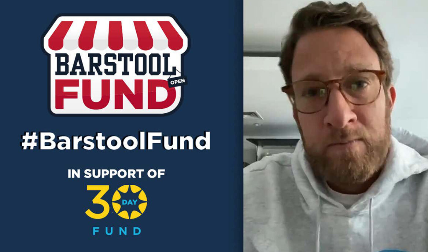 Josh Richards, Griffin Johnson, MrBeast And More Raise $200,000 For Barstool Sports' COVID-19 Fund