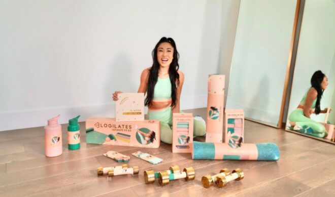 Cassey Ho Launches Workout Equipment Collection At Target Stores Nationwide