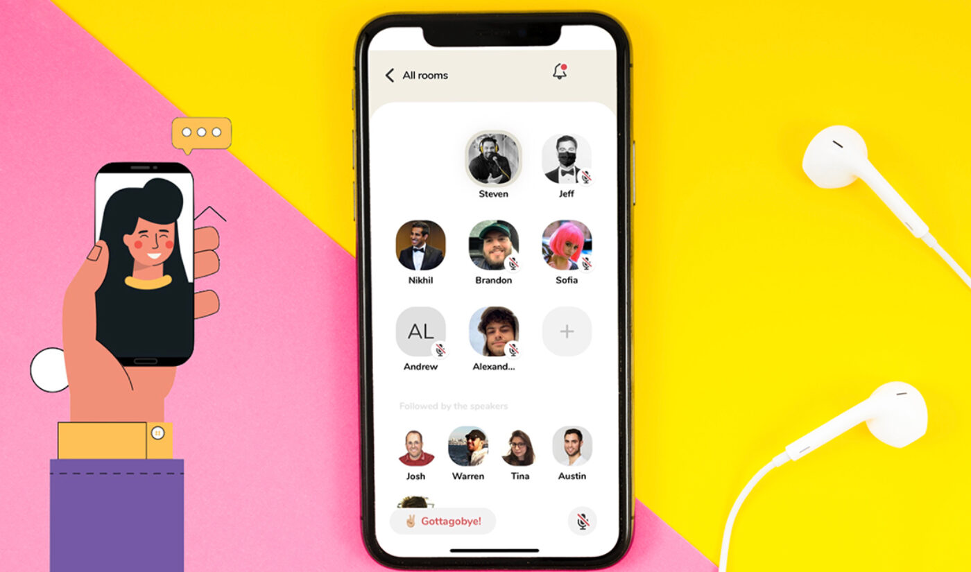 Invite-Only Chat App Clubhouse To Develop Creator Monetization With Series B Funding