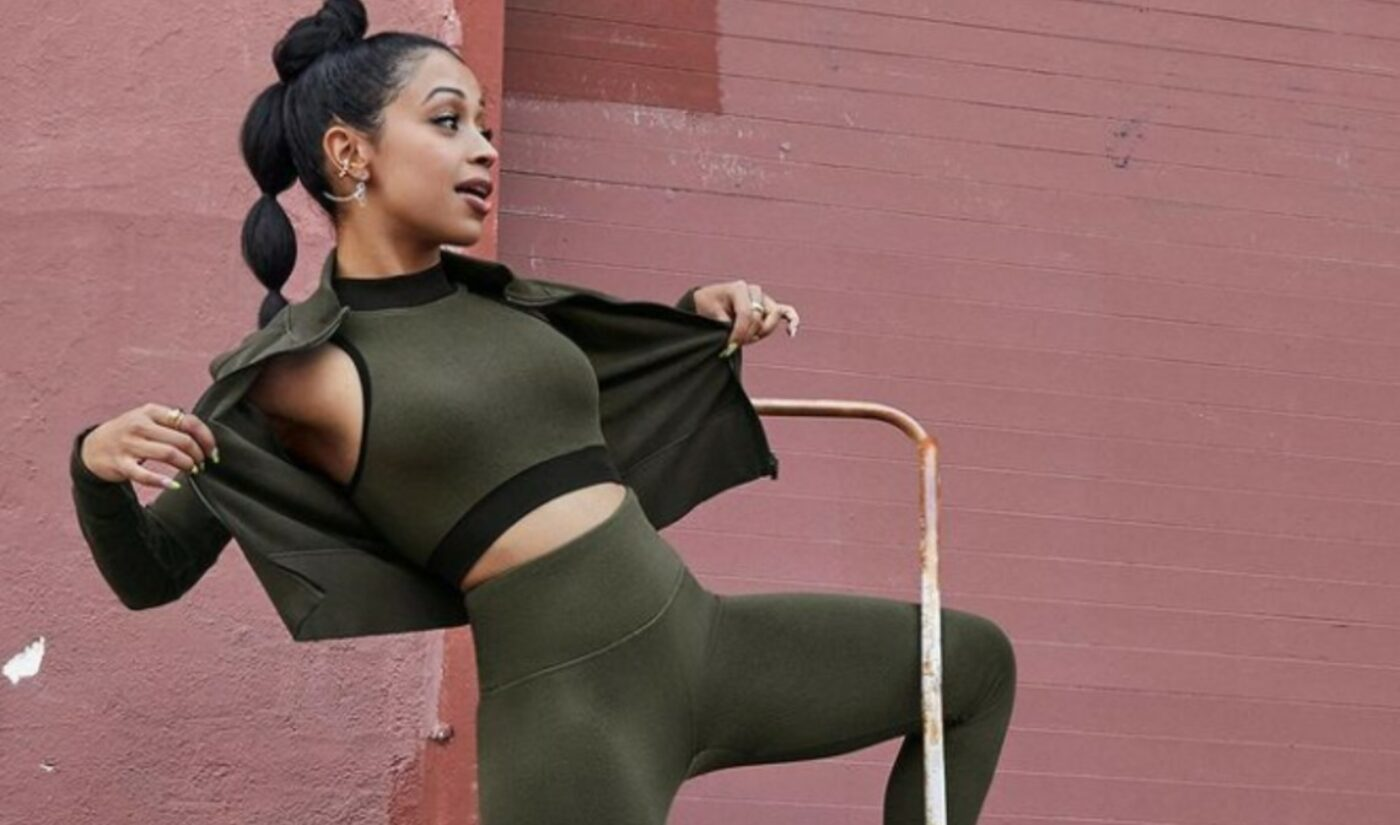 Liza Koshy Collabs With Fabletics On Limited-Edition Activewear Line