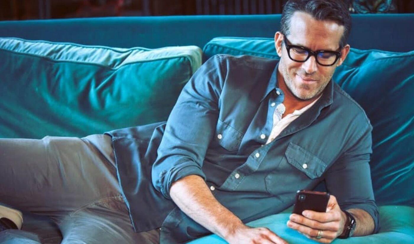Ryan Reynolds To Premiere Snapchat Series Alongside Will Smith's Westbrook Media