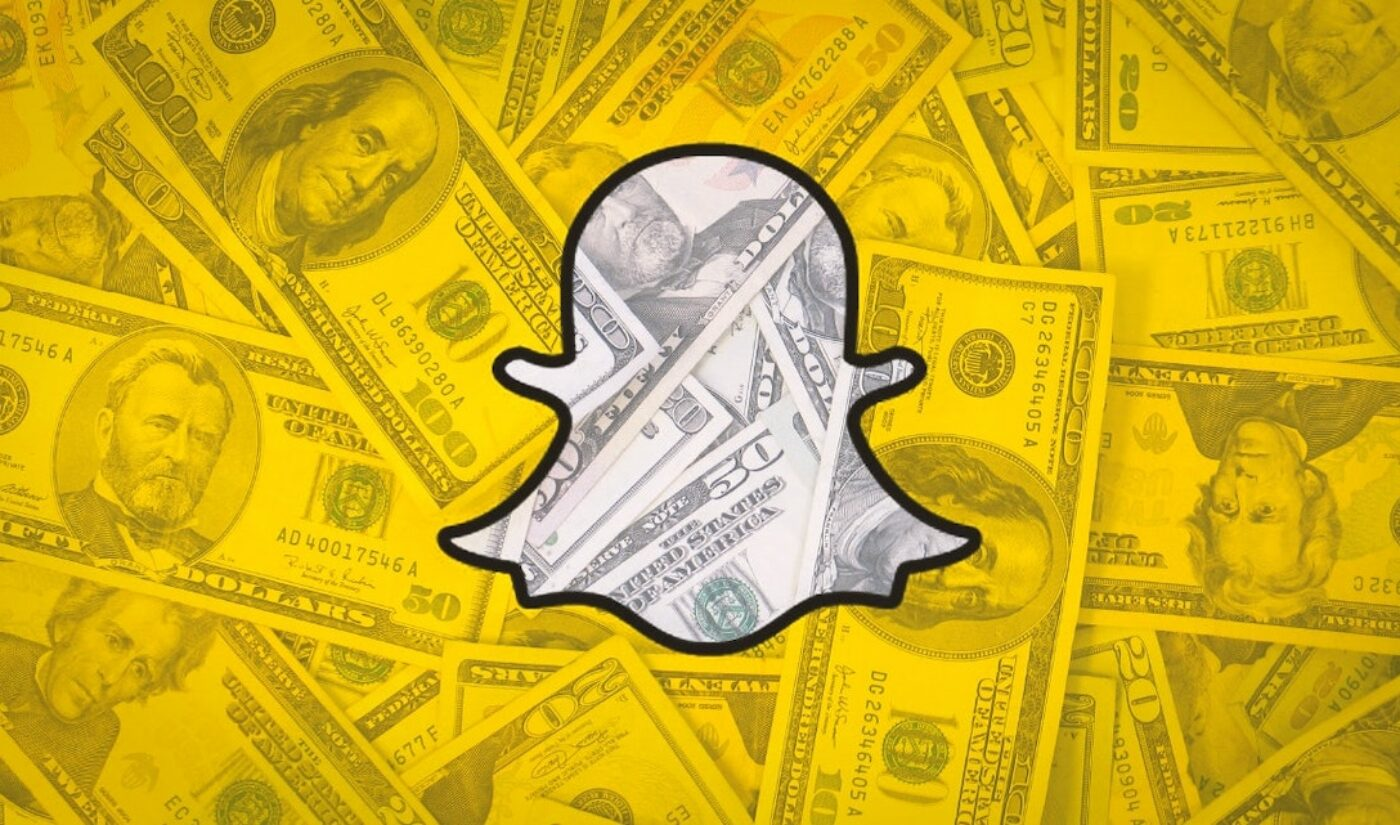 On The Podcast: Can Snapchat Give Away $1 Million A Day Forever?