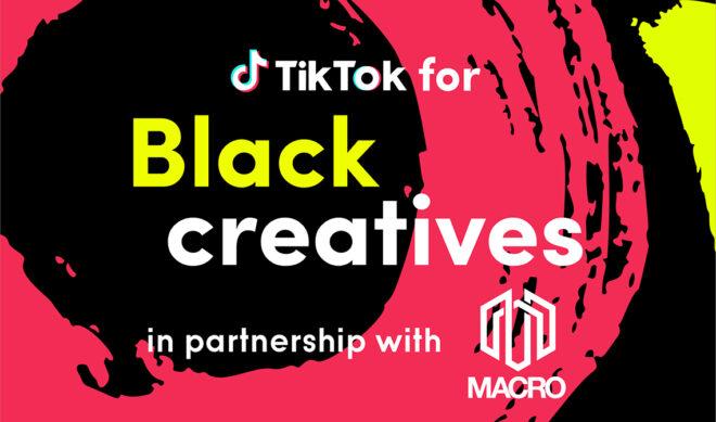 TikTok Launches 3-Month Incubation Program For Black Creators