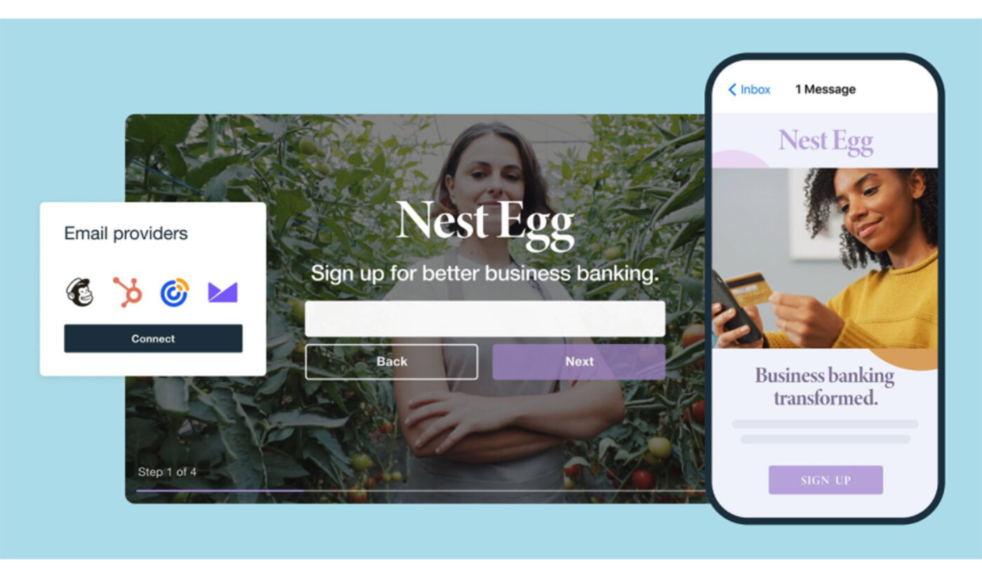 Vimeo Rolls Out Lead-Generation Integrations With Mailchimp, HubSpot, Constant Contact