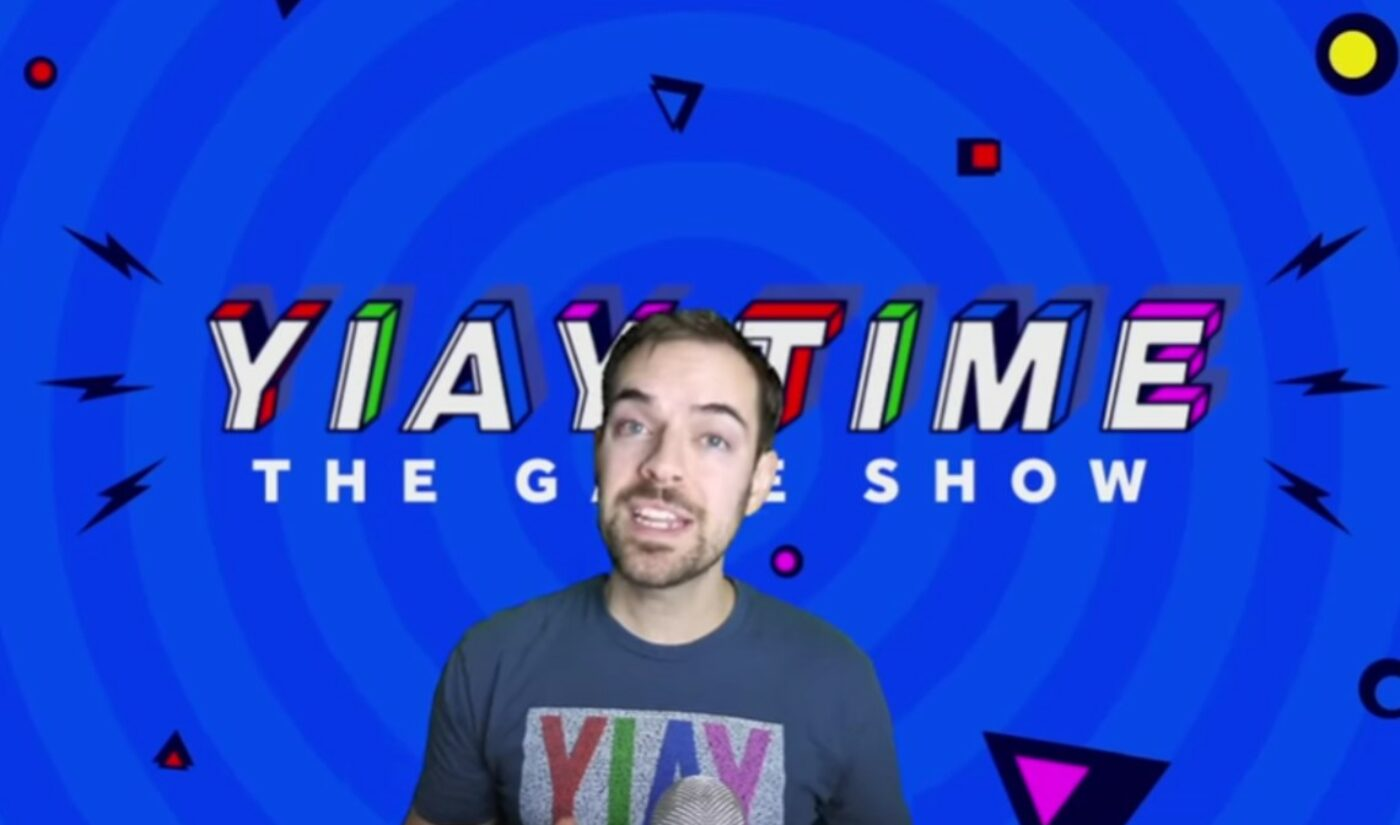 Jack Douglass Teams With YouTube To Turn Hit 'YIAY' Series Into Live Game Show