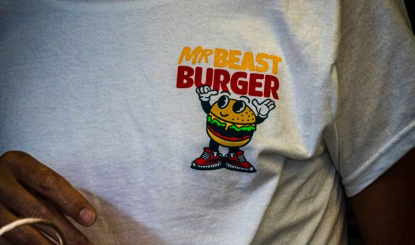 MrBeast's 'MrBeast Burger' Ghost Kitchen Concept Arrives In Canada