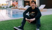 David Dobrik Shows Off New $9.5 Million Mansion, Unveils Video Version Of 'Views' Podcast