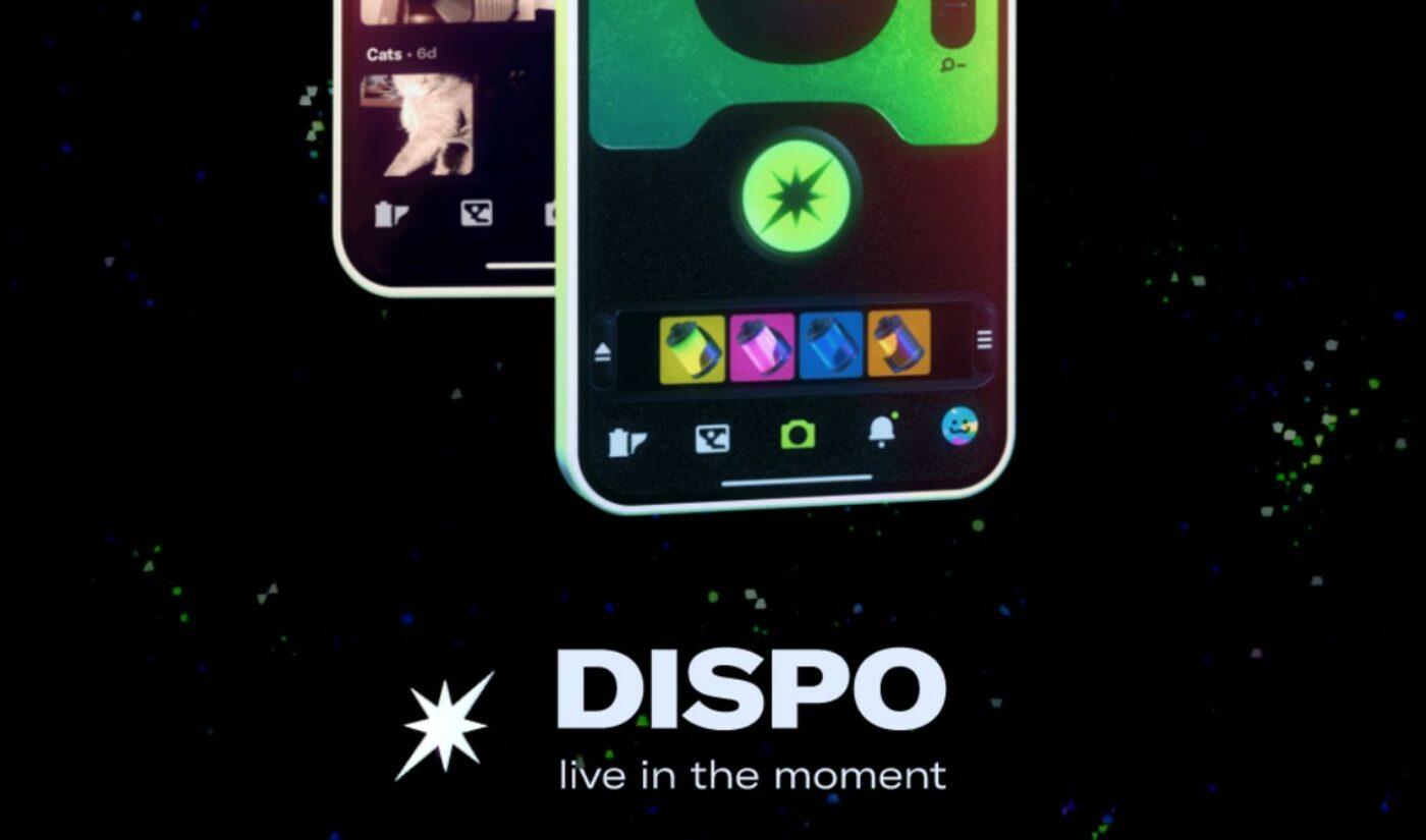 David Dobrik's 'Dispo' Reportedly Raises $20 Million At $200 Million Valuation