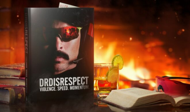 Top Streamer Dr Disrespect To Release Comedic Memoir On March 30