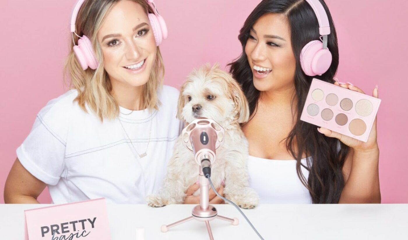 Alisha Marie And Remi Cruz's 'Pretty Basic' Podcast Unveils Beauty Collab With Tarte