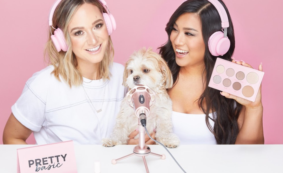 www.tubefilter.com: Alisha Marie And Remi Cruz's 'Pretty Basic' Podcast Unveils Beauty Collab With Tarte