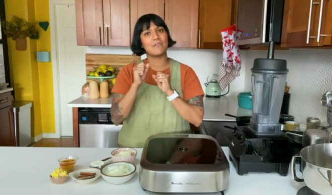 YouTube Chef Sohla El-Waylly Signs With Management Firm Range Media Partners