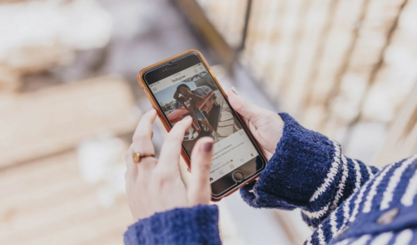 Instagram Building Vertical Scrolling Experience For Stories, Just Like TikTok