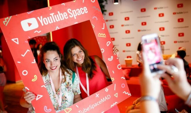 YouTube Shutters 7 Remaining 'YouTube Spaces' Globally, Doubling Down On Pop-ups And Virtual Programming
