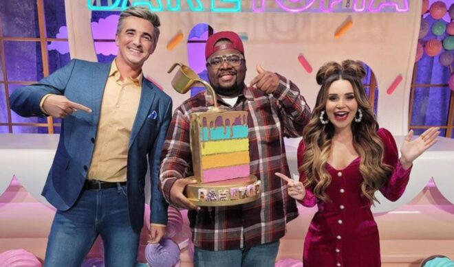 HBO Max Taps Rosanna Pansino For 'Baketopia' Cooking Competition Series