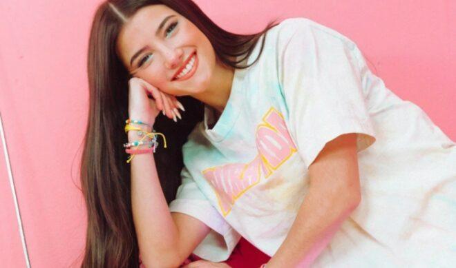 Charli D'Amelio Collabs With Bracelet Brand Pura Vida