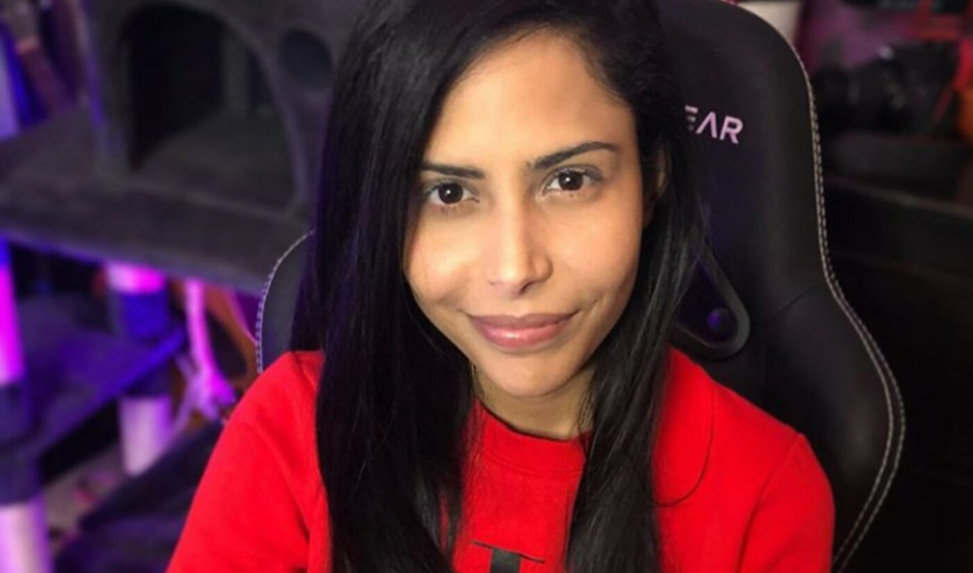 Talent Firm Loaded Adds Pro Gamer Maria 'Chica' Lopez To Starry Roster