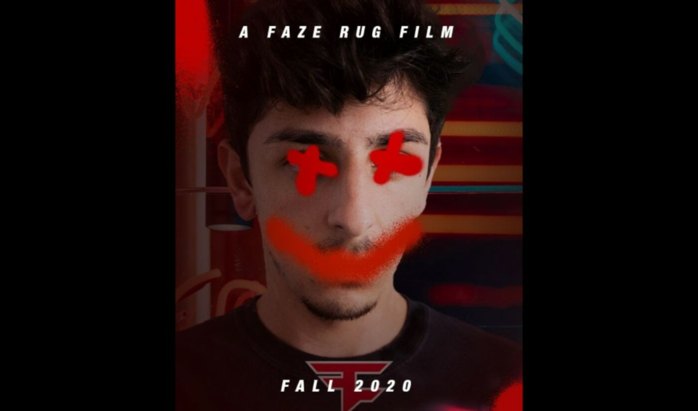Brian Awadis, FaZe Clan's Most-Followed Creator, To Headline Collective's First Feature Film