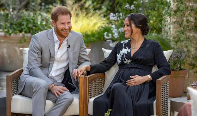 Meghan And Harry's Oprah Interview Sparked A Massive Social Video Phenomenon