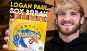 Logan Paul Unboxes $2 Million Worth Of Pokemon Cards, Sells $880,000 In Accompanying NFTs