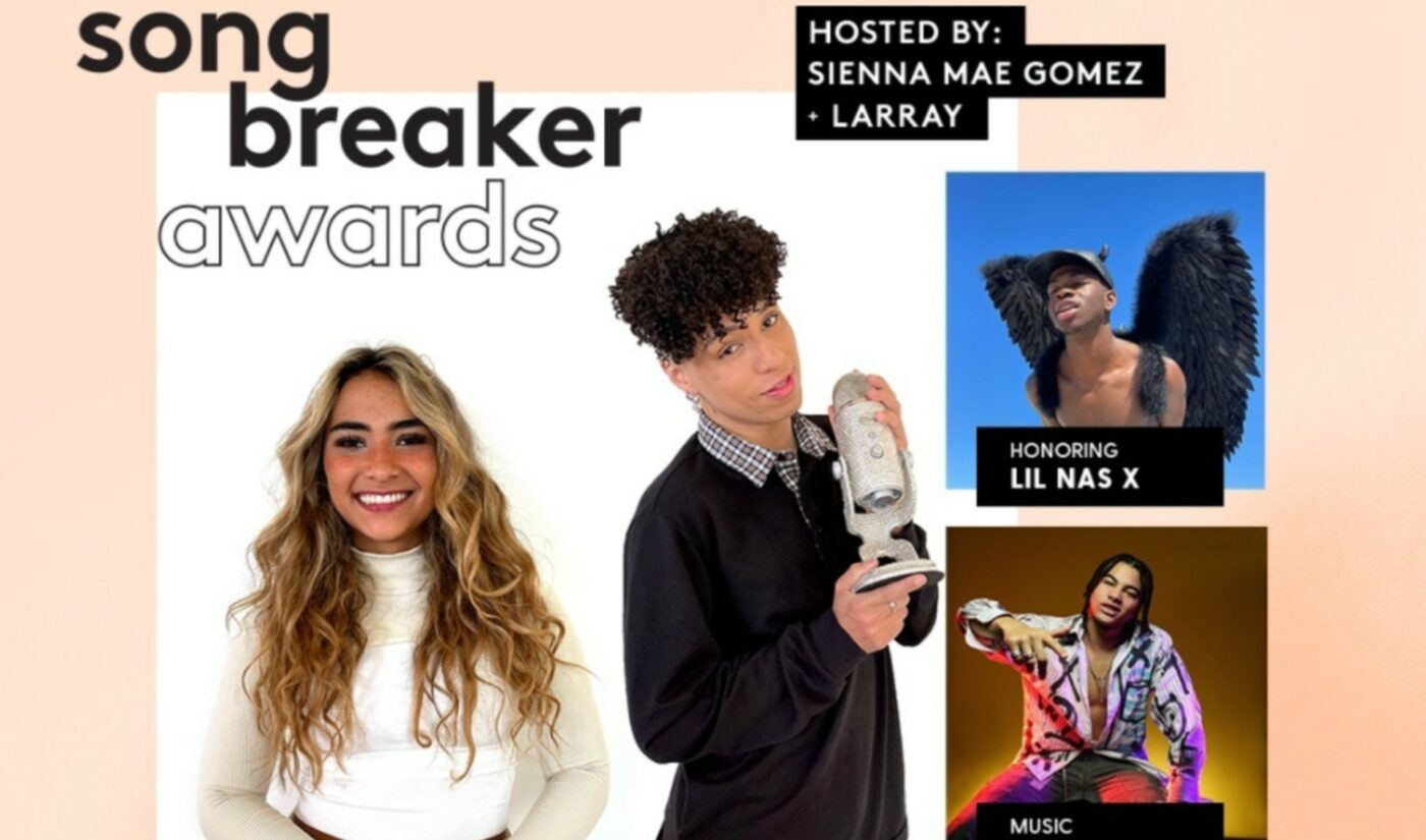 Logitech Launches 'Song Breaker Awards' To Celebrate TikTok Trendsetters Brian Esperon, Keara Wilson, More