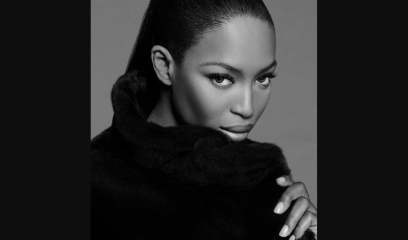 Studio71 Signs Supermodel — And Burgeoning YouTube Personality — Naomi Campbell