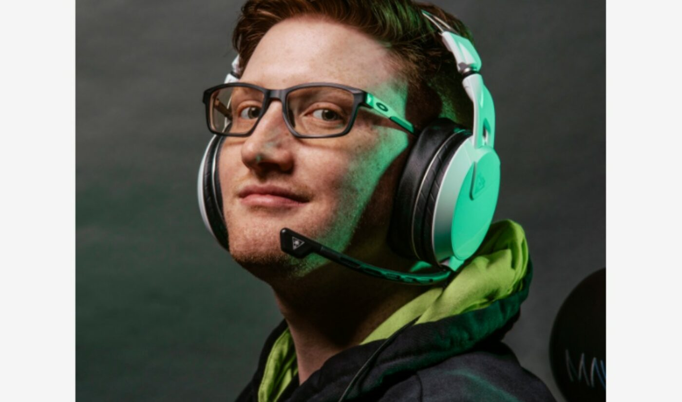 Eyewear Brand Oakley Signs Seth 'Scump' Abner As Its First Pro Esports Athlete