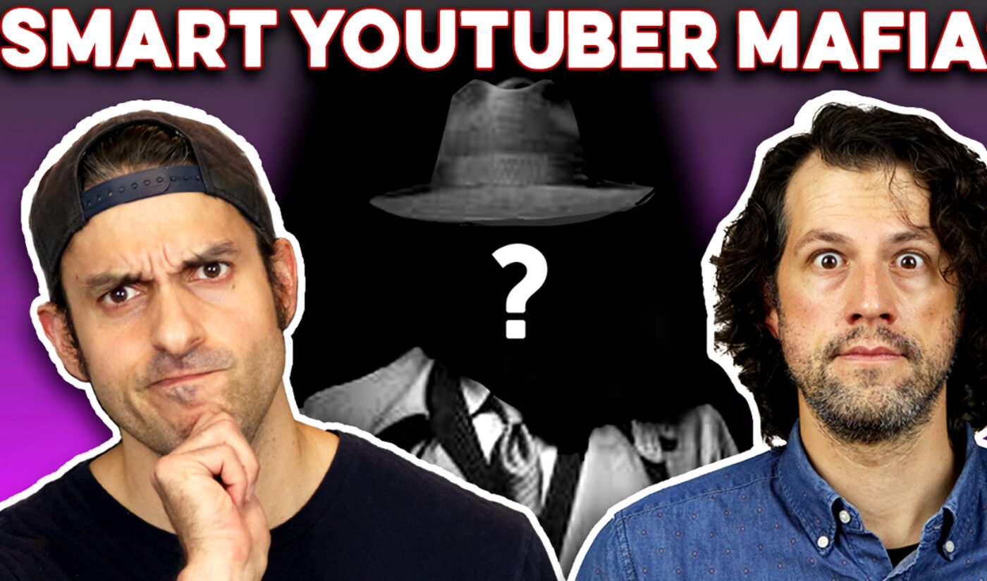"""Is The Creator-Owned """"Smart YouTuber Mafia"""" A New Standard For Digital Content?"""