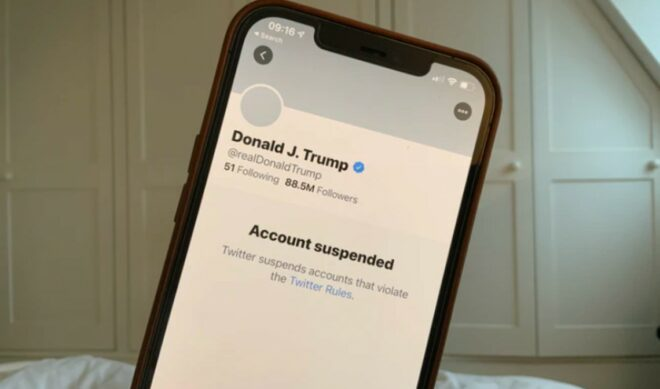 Twitter CFO Says Trump Is Banned In Perpetuity, Even If He Runs For Office Again