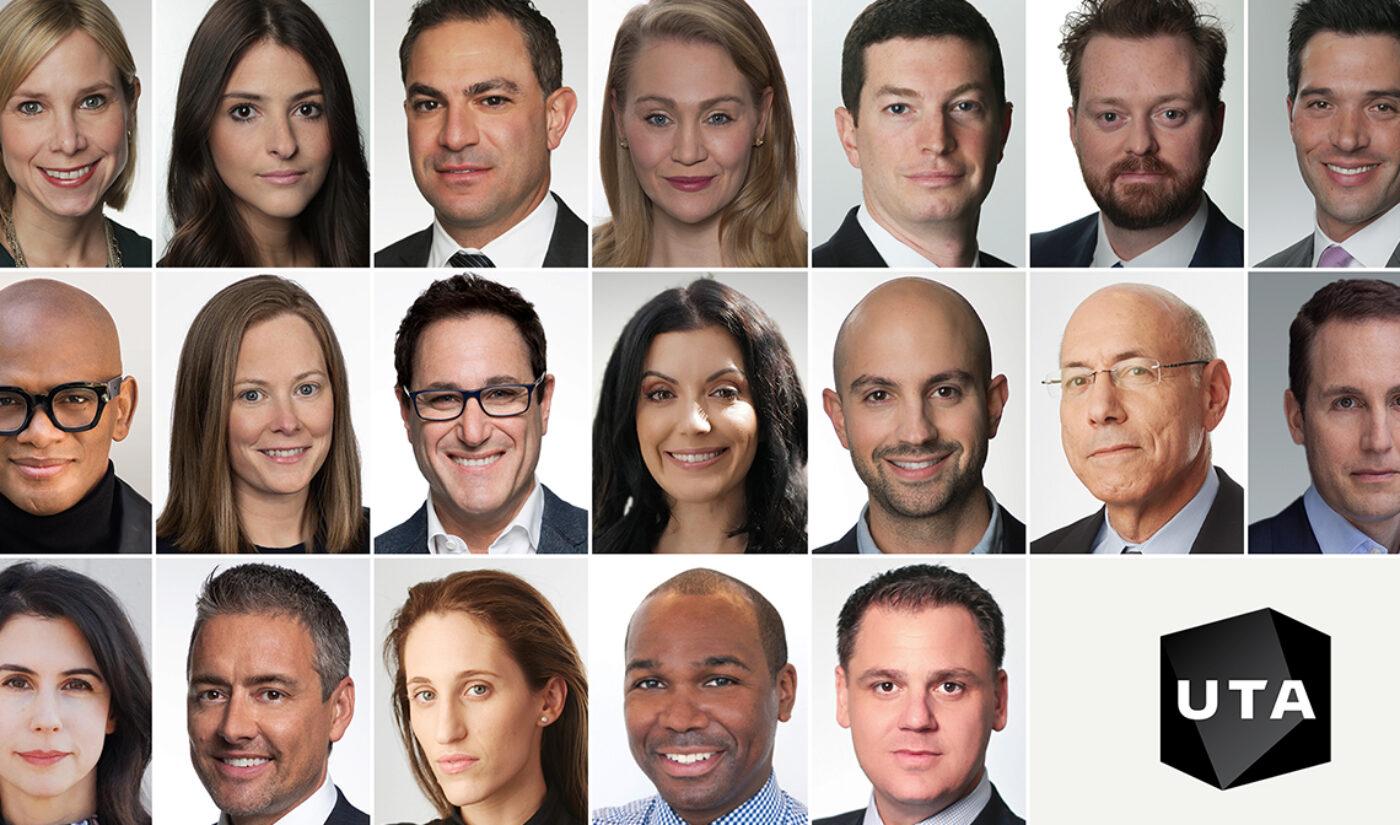 UTA Promotes 19 Agents, Executives To Partner—Including Head Of Digital Ali Berman
