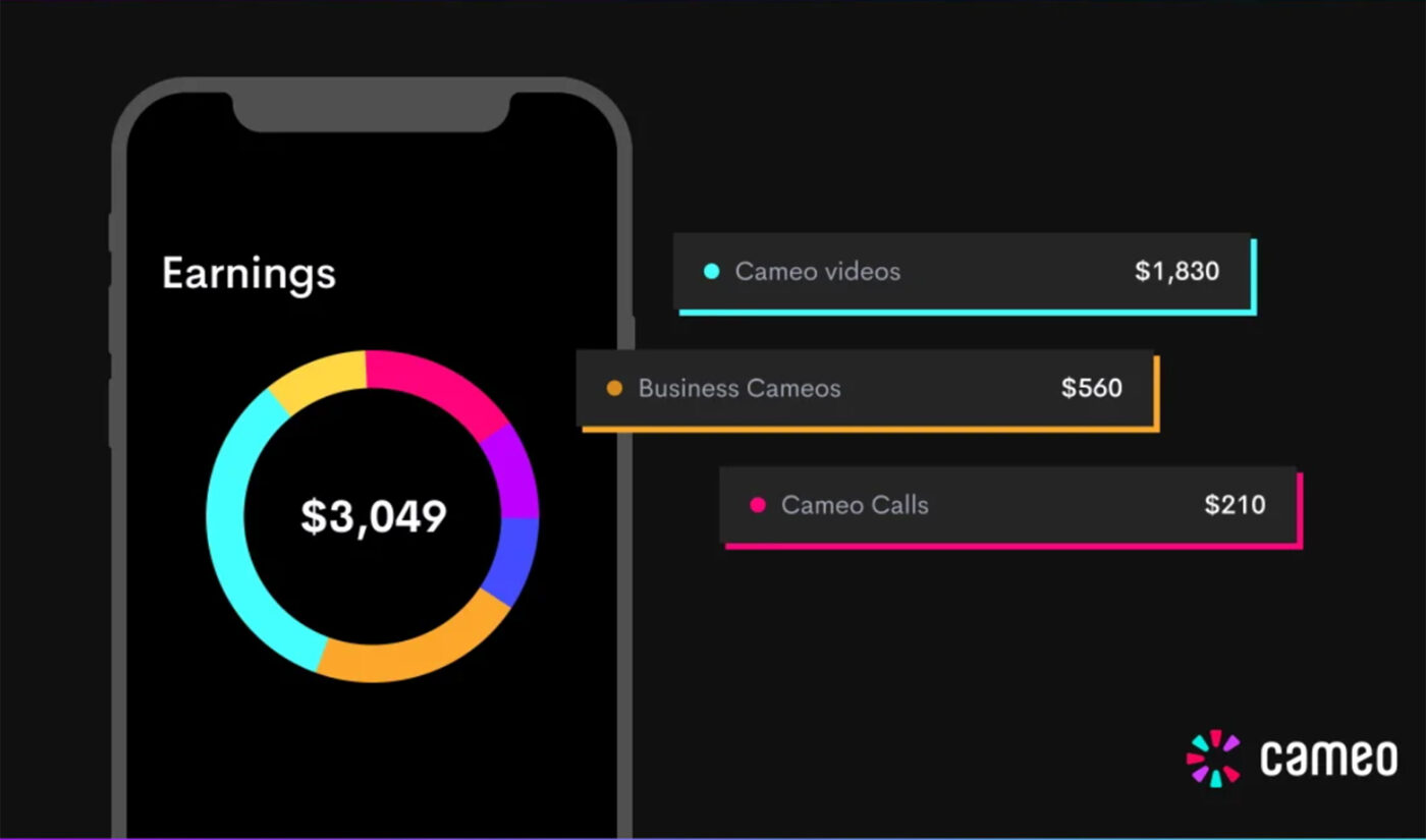 Custom Video Platform Cameo Adds Creator Wallet After $100 Million Funding Round