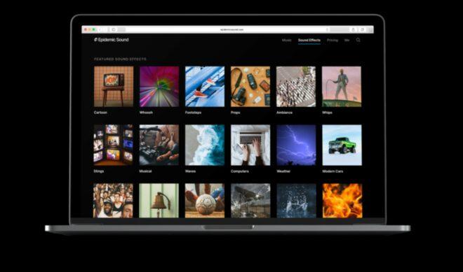 YouTube Video Soundtracker 'Epidemic Sound' Bulks Up Audio Effects Library