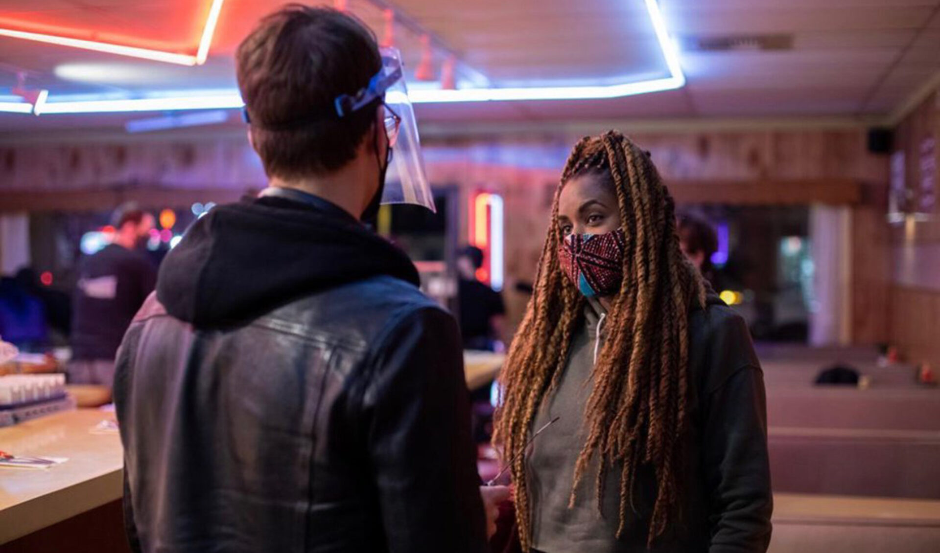 Indie Spotlight: Time's Up For Two Souls In Short Film 'Death's Diner'