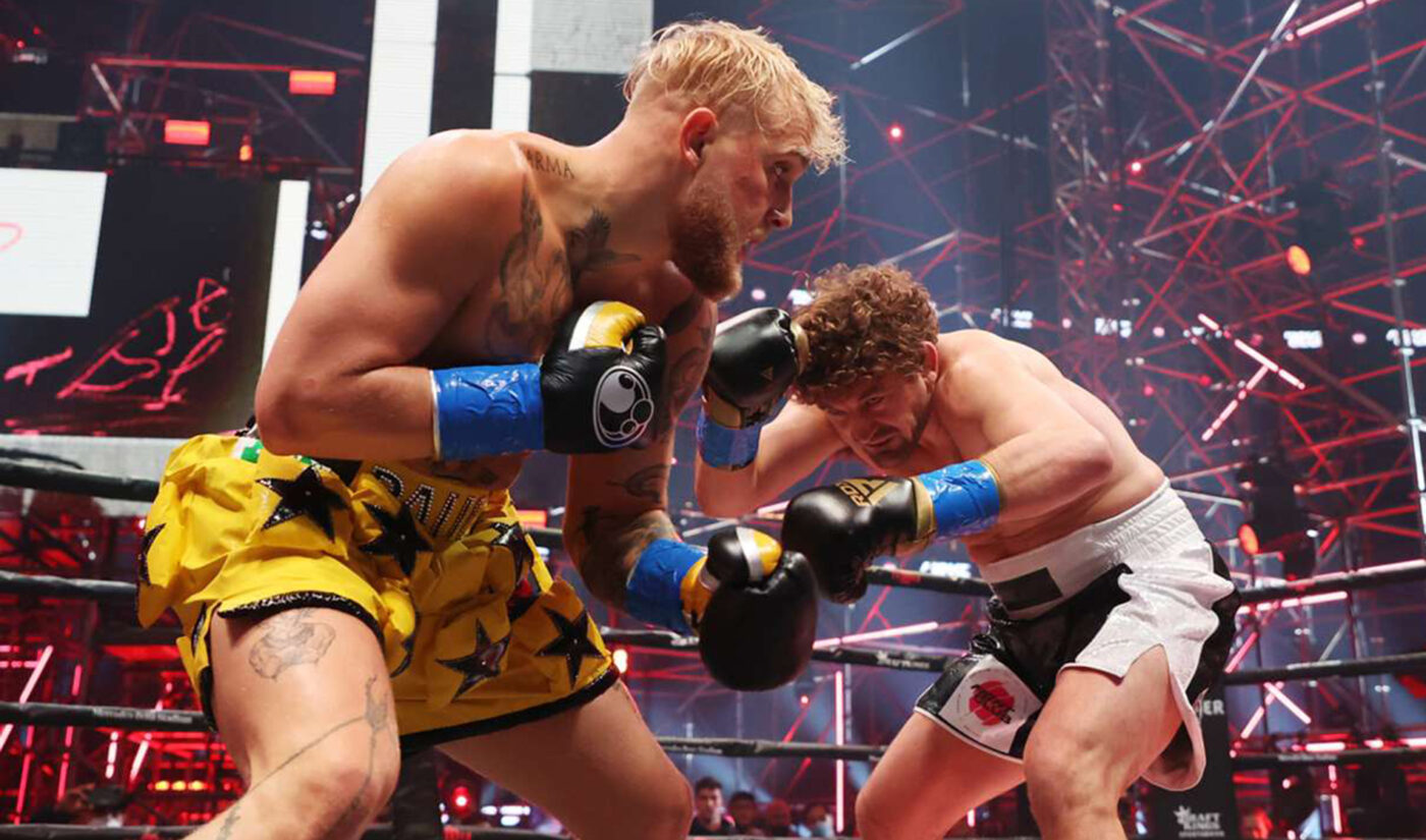 Jake Paul Says His Boxing Bout With Ben Askren Brought In $75 Million