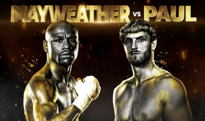 It's Official: Logan Paul And Floyd Mayweather To Face Off In Miami On June 6