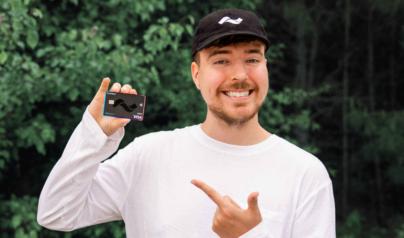 MrBeast Invests In Fintech Company 'Current,' Kicks Off Long-Term Partnership With $100,000 Giveaway