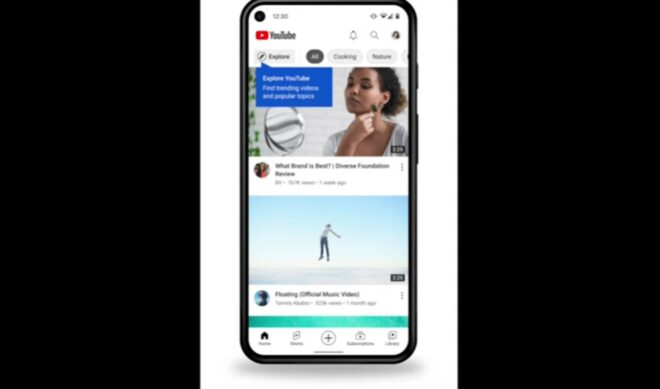 YouTube 'Shorts' Is Rolling Out To All Creators In The U.S., Will Replace 'Explore' Tab On App Homescreen