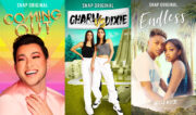 Snapchat Lines Up Originals Featuring Charli And Dixie D'Amelio, Megan Thee Stallion, Manny MUA