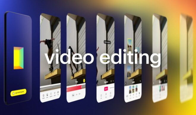 Snap Launches Standalone Story Creation App With New Editing Tools, Multi-Platform Publishing