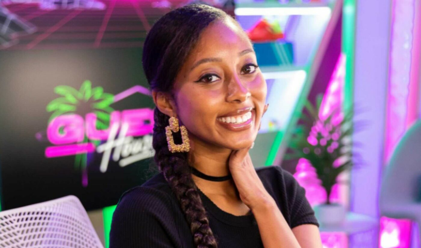 Loaded Signs Story-Based Gamer And Inclusivity Advocate 'StoryModeBae' (Exclusive)