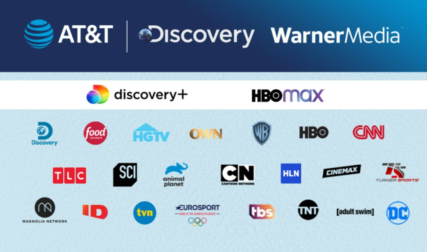 AT&T To Spin Off WarnerMedia, Combine With Discovery To Form Standalone Entertainment Giant In $43 Billion Deal