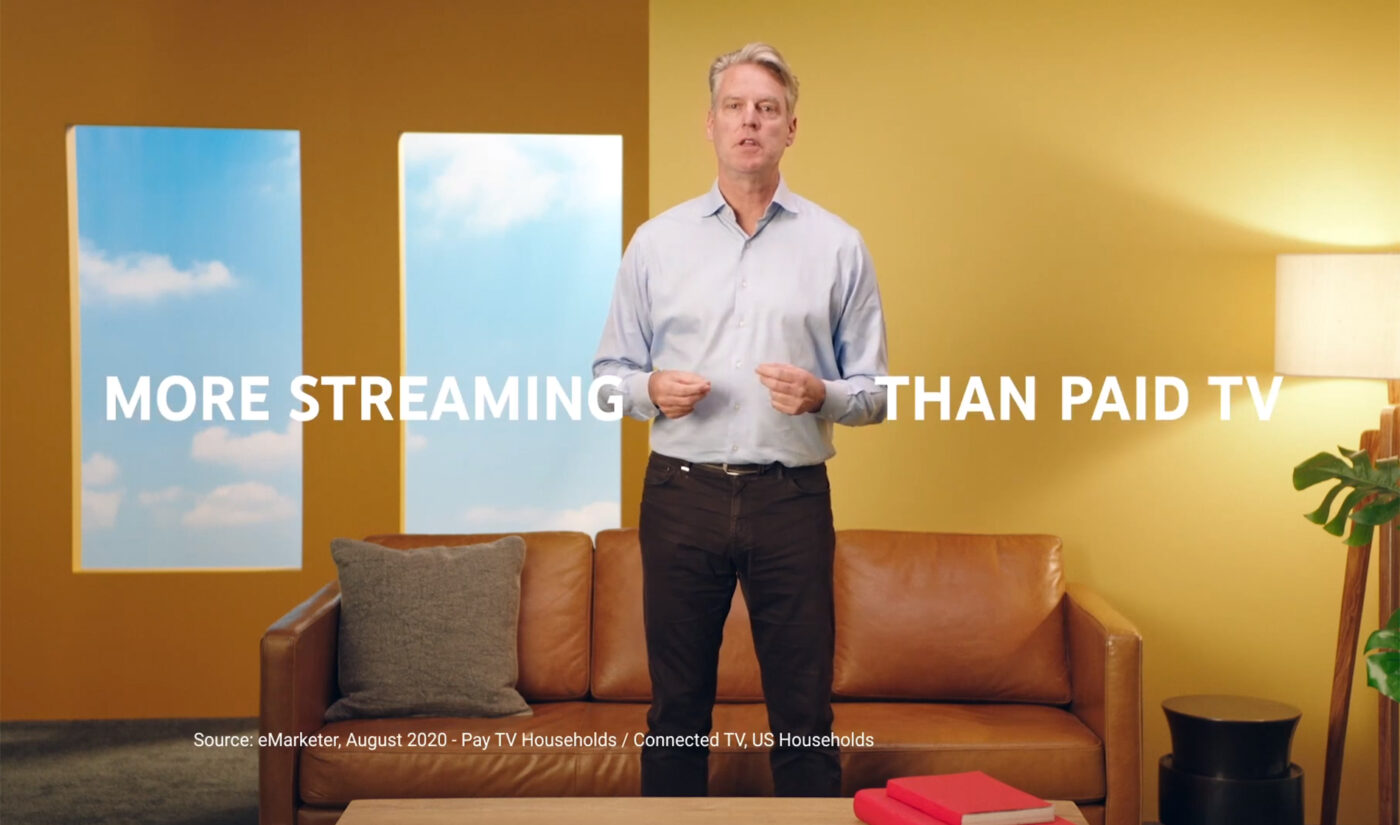 YouTube Viewers Now Watch More Than 1 Billion Hours Of Content On TV Screens Each Day