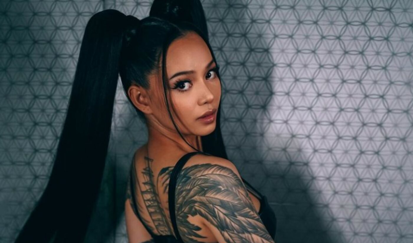 Following Smash Debut Single, Bella Poarch To Co-Headline 'Virgil's Mania' Tour In September