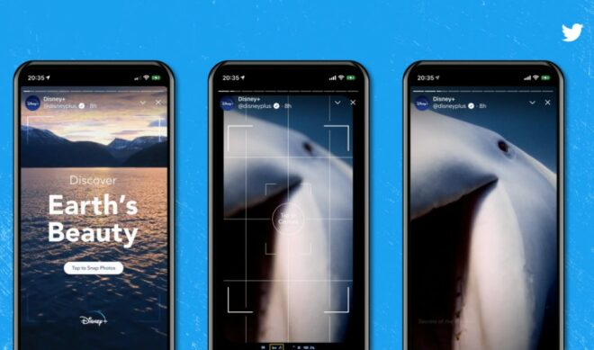 Twitter Testing Fullscreen, Vertical Ads Within Its Stories-Like 'Fleets' Feature